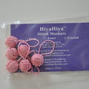HiyaHiya Maschenmarkierer Rosa