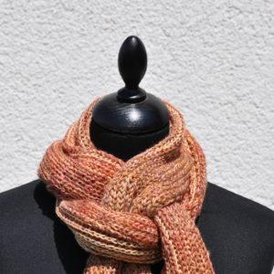 Schal, Haselnuss-Merino