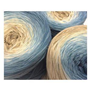 Wolle, Horizont 550m / 5-fach