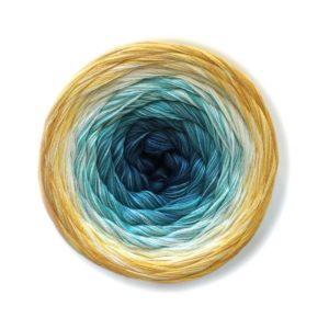 Wolle, Sonnensegel 900m / 4-fach