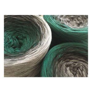 Wolle, Stone Eukalyptus 550m / 5-fach