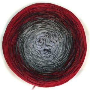 Wolle, Stone Hagebutte 900m / 4-fach
