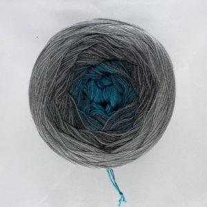 Wolle, Stone Lagune 900m / 4-fach